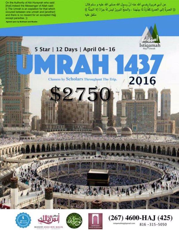 2016 'Umrah 2